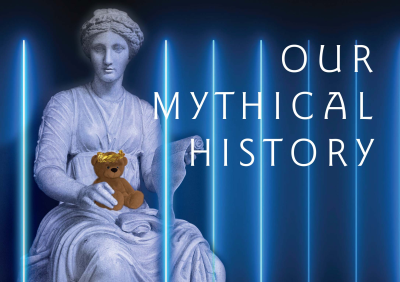 Our Mythical History Logo